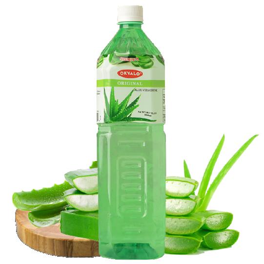 1.5L Pineapple Aloe Vera Premium Drink