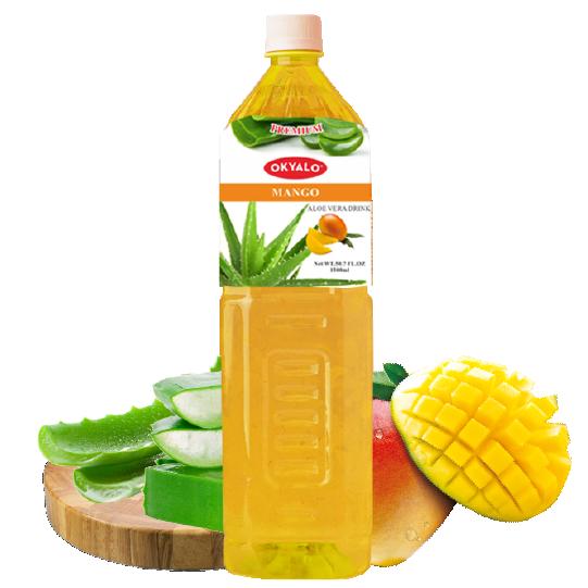 1.5L Mango Aloe Vera Premium Drink
