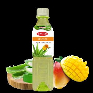 350ML Mango Flavor Aloe Vera Beverage