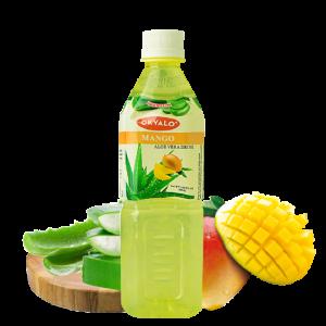 500ML Mango Aloe Vera Premium Drink