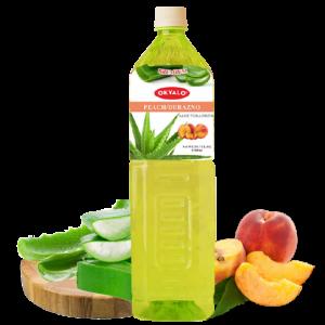 1.5L Peach Aloe Vera Premium Drink