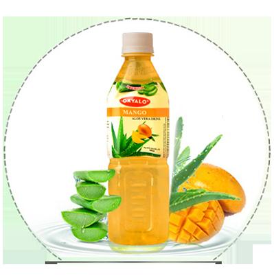 mango flavor aloe juice