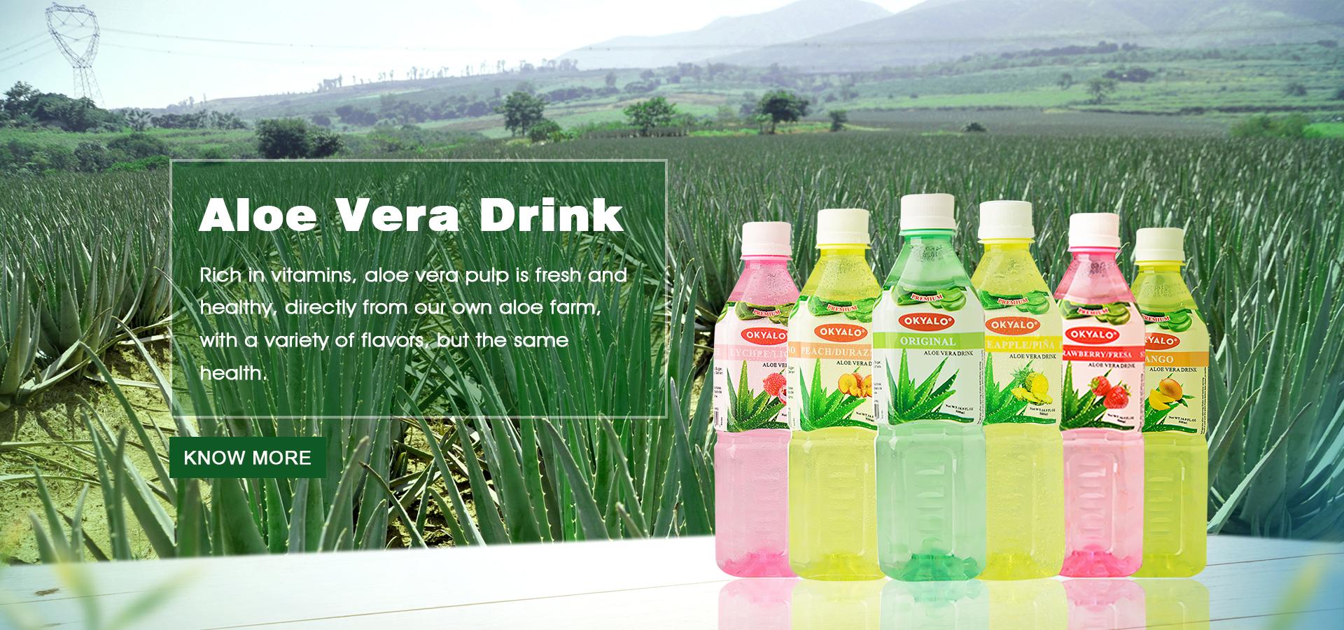 Wholesale Aloe Vera Drink
