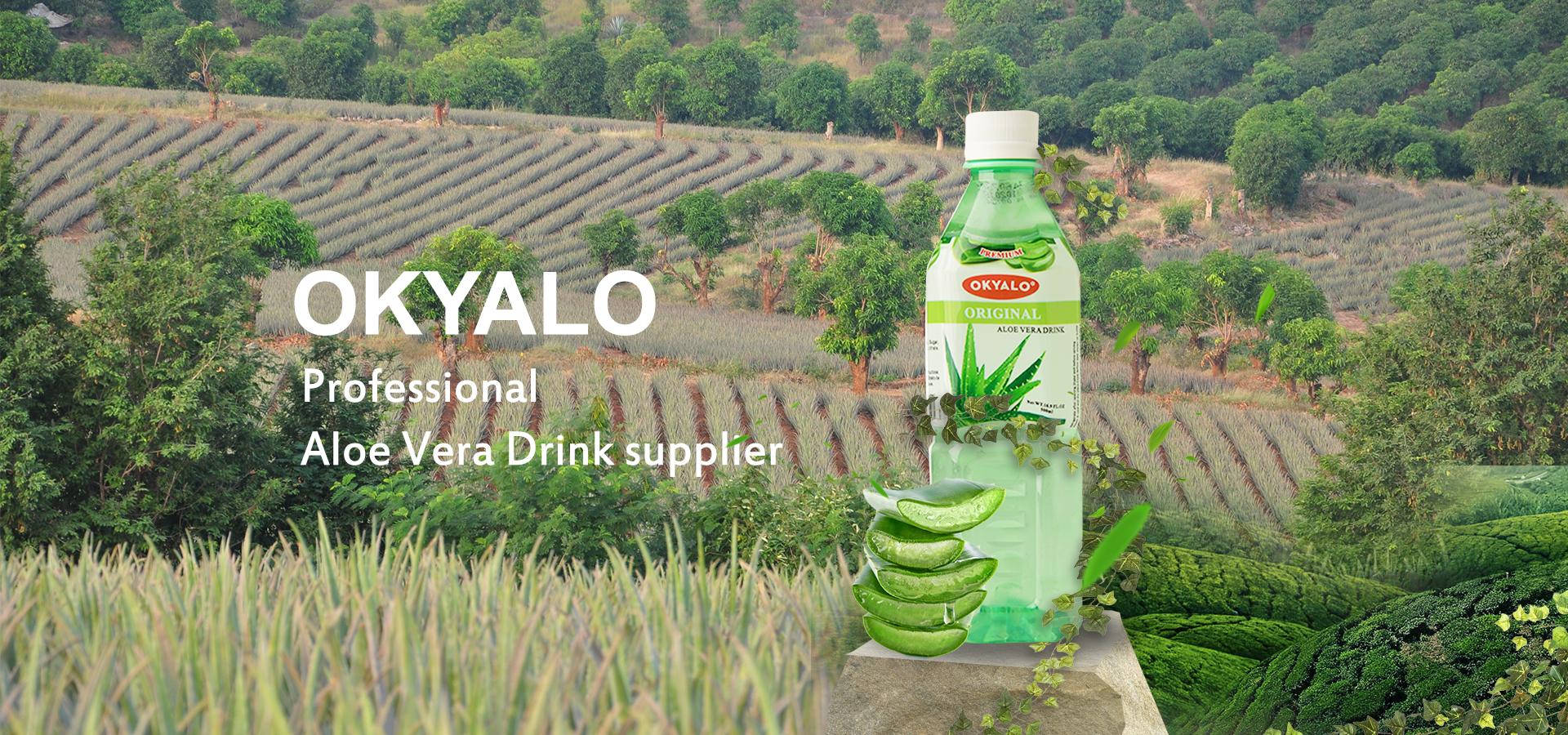 Aloe Vera Drink Supplier