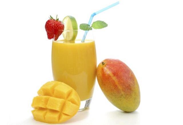 All Naturally fresh Mango Aloe Vera Juice